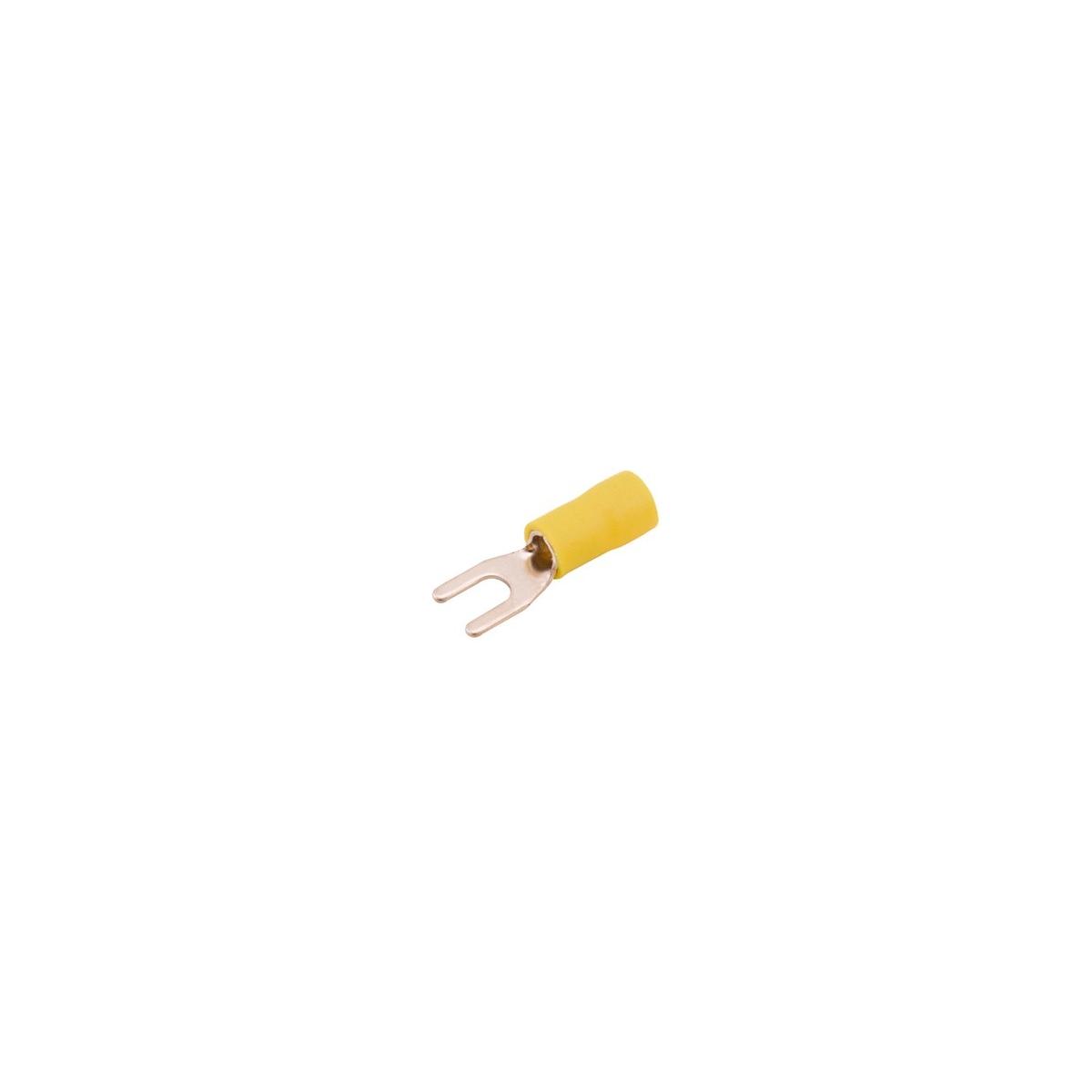 TERMINAL FORQUILHA - AM - 4MM - BS41753 F-