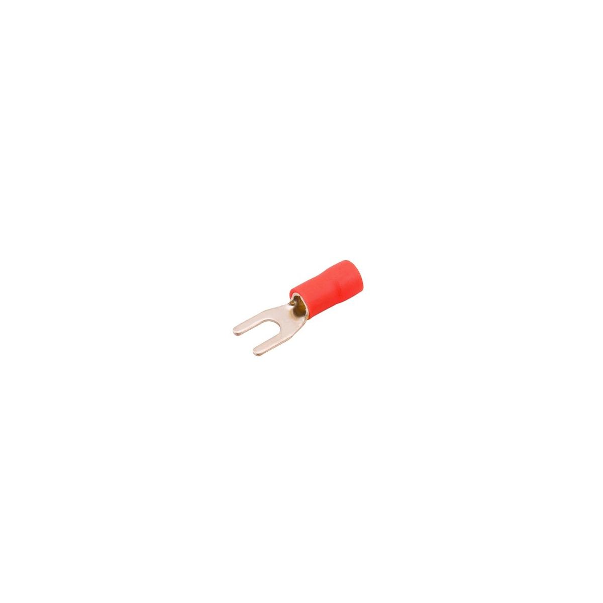 TERMINAL FORQUILHA - VM - 4MM - BS41553 SF-