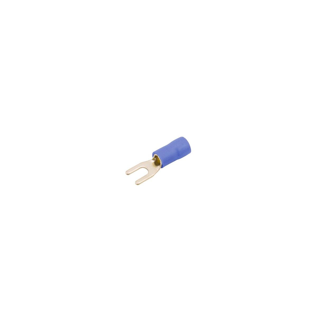 TERMINAL FORQUILHA - AZ - 3MM - BS41653 SF-