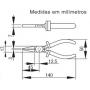 ELK - FLUXO DE SOLDA NO CLEAN (300 ML) C/BICO APLI