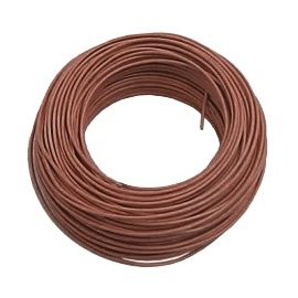 CABINHO 22 AWG - (0,30MM)-Marron