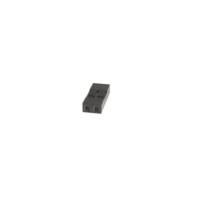 MODU MLS-02 1X02 VIAS - 2,54MM/180 - METALTEX-