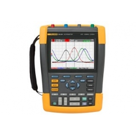 FLUKE - OSCILOSCOPIO DIGITAL FLK-190104 COLOR 100MHZ 4 CANAIS-