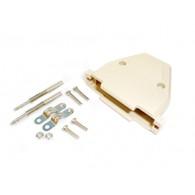 RS 232 37 PINOS CAPA KIT LONGO FIX. PARAFUSO-