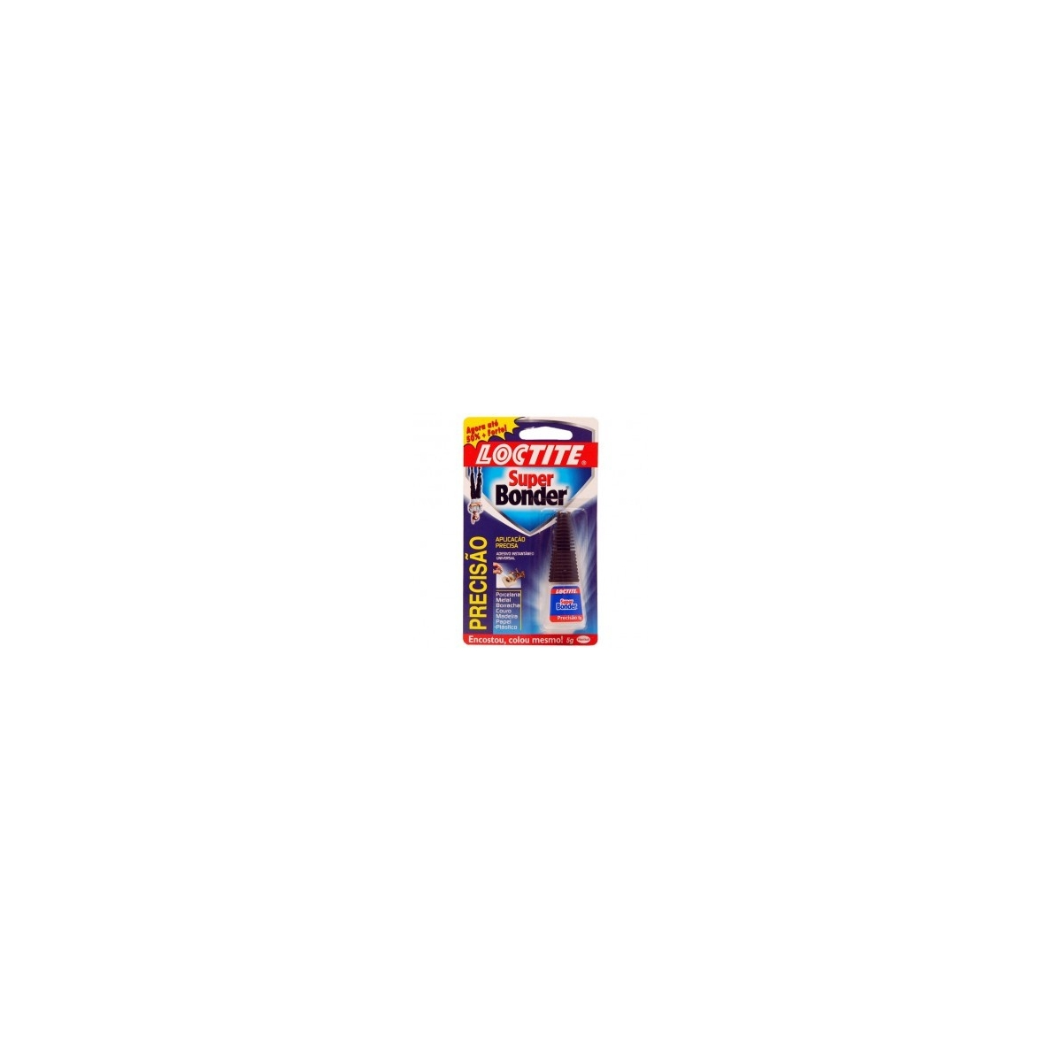 COLA SUPER BONDER 5G-