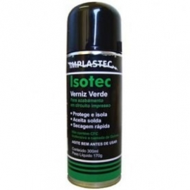 VERNIZ VERDE IMPLASTEC 300ML-
