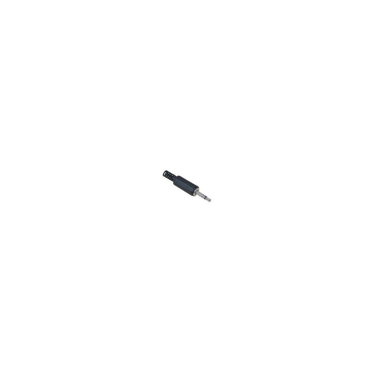 PLUG MONO REF.  P-2  PLASTICO-