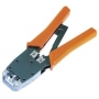 ALICATE HT 500R - CRIMP RJ-45 / RJ-11 C/ CATRACA-