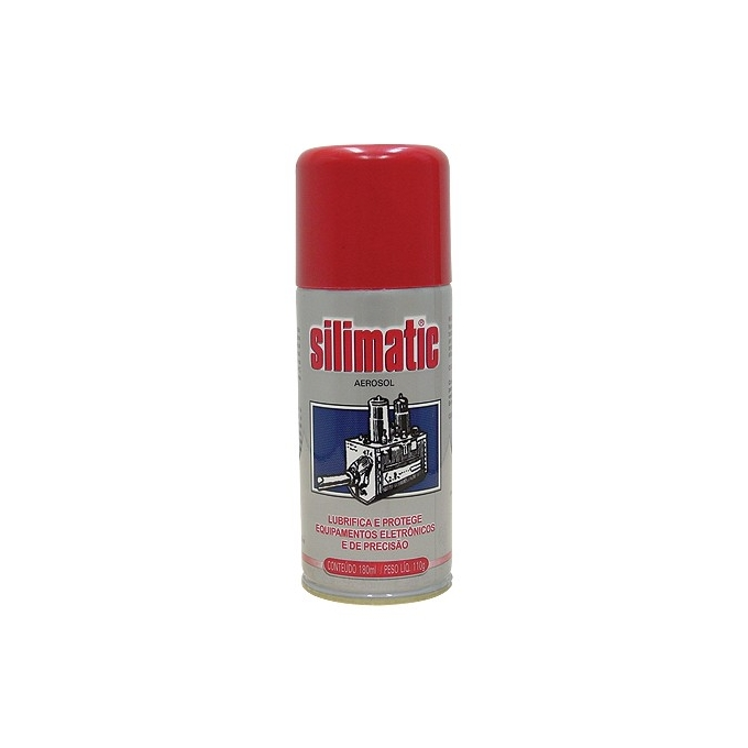 SILIMATIC LUBRIFICANTE SECO 120 GRS-