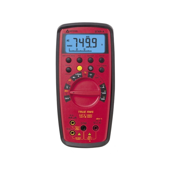 AMPROBE - MULTIMETRO DIGITAL 37XR-A-