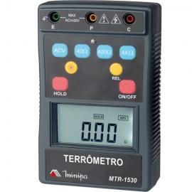 TERROMETRO DIGITAL CATIV - MTR 1530 D