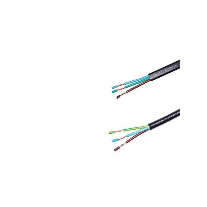 CABO PP ENERGIA 2 X 18 AWG - 0,75MM