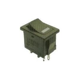CHAVE KCD 1-105 - GANG. 3T - LIG/DESL - 6A 250V