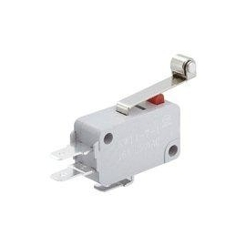 MICRO SWITCH KW-11-7-1-CR - GRANDE C/ROLDANA 14MM