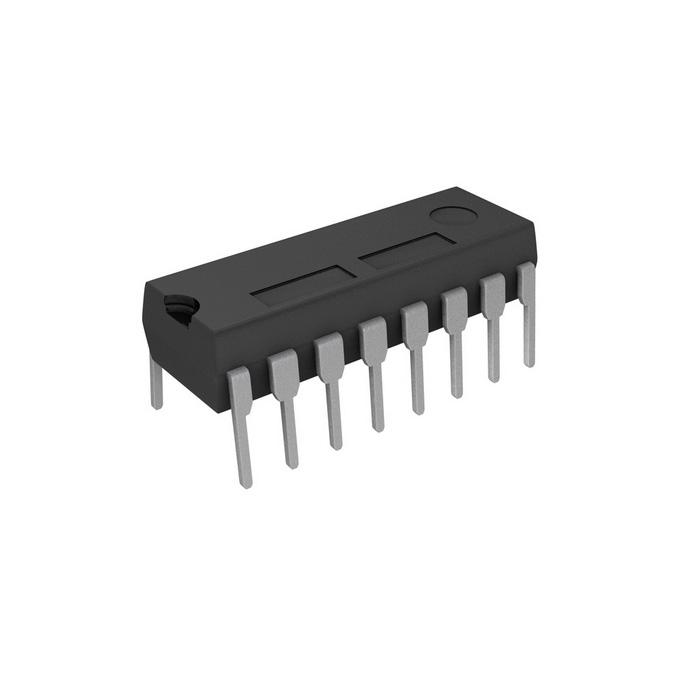 CD 4015   (DIP-16)