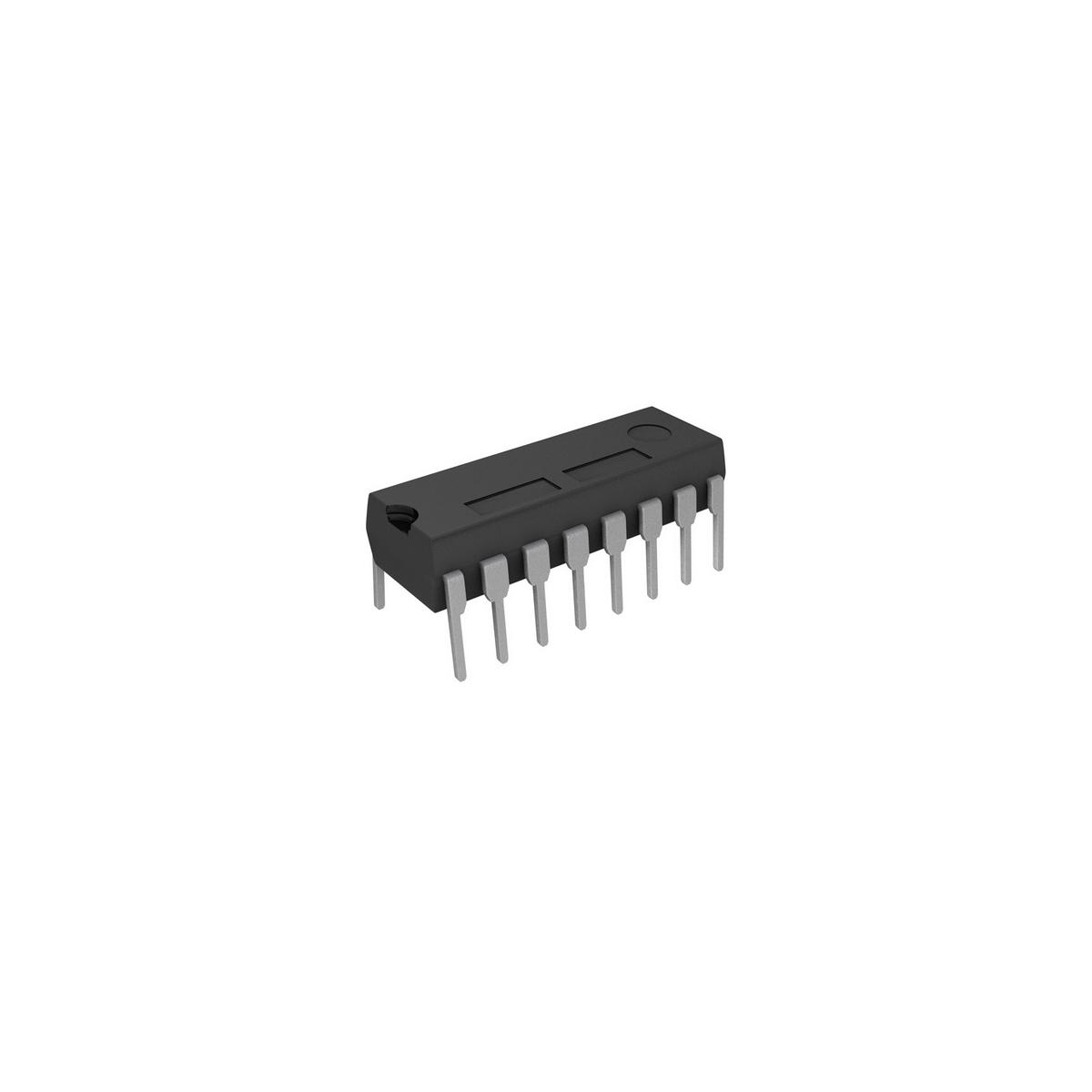 CD 4518   (DIP-16)