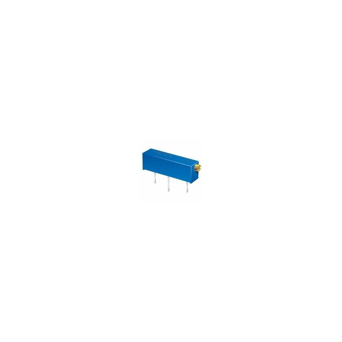 TRIMPOT 3006P = 43P (20 VOLTAS)-    500R - 501
