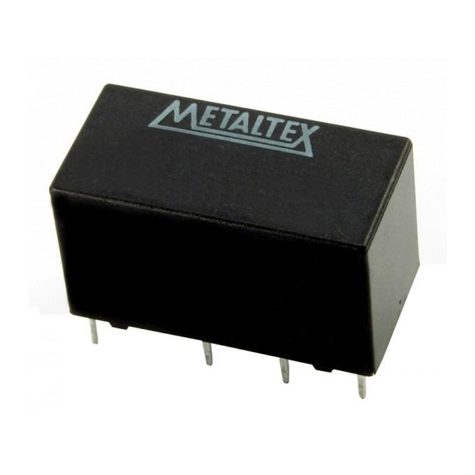 RELE ML 2RC 1 - METALTEX = 3022.7.006.0000