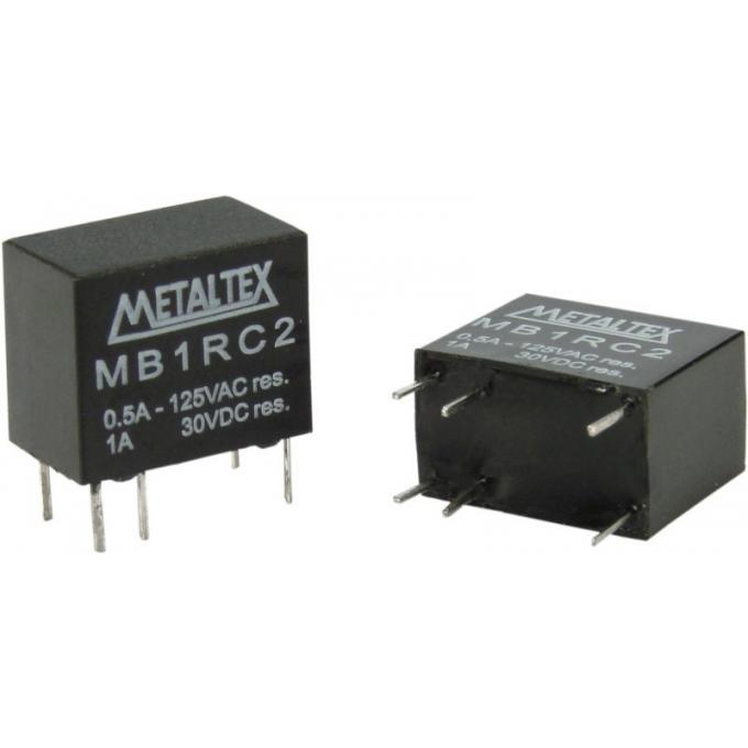 RELE MB 1 RC 3 - METALTEX