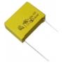 CAP.POL.   330 K- 0,33UF- 400V