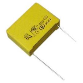 CAP.POL.   470 K- 0,47UF- 100V