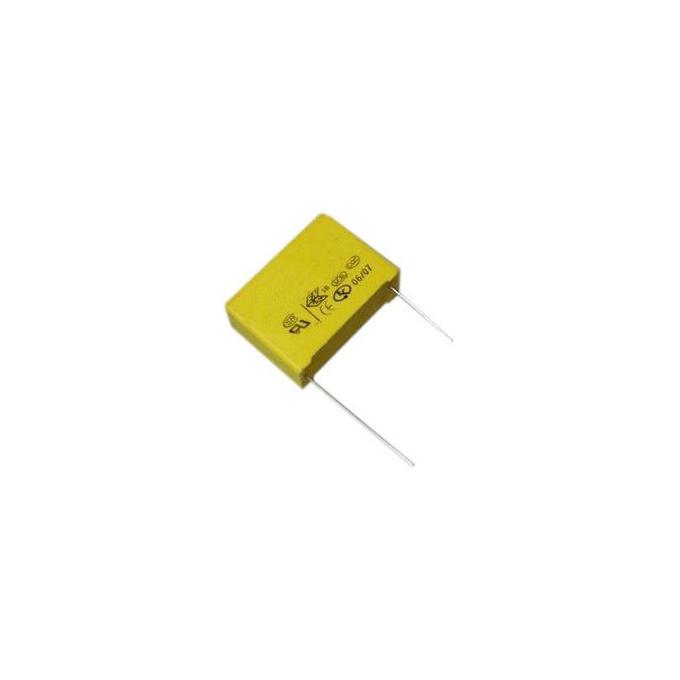 CAP.POL.   470 K- 0,47UF- 250V
