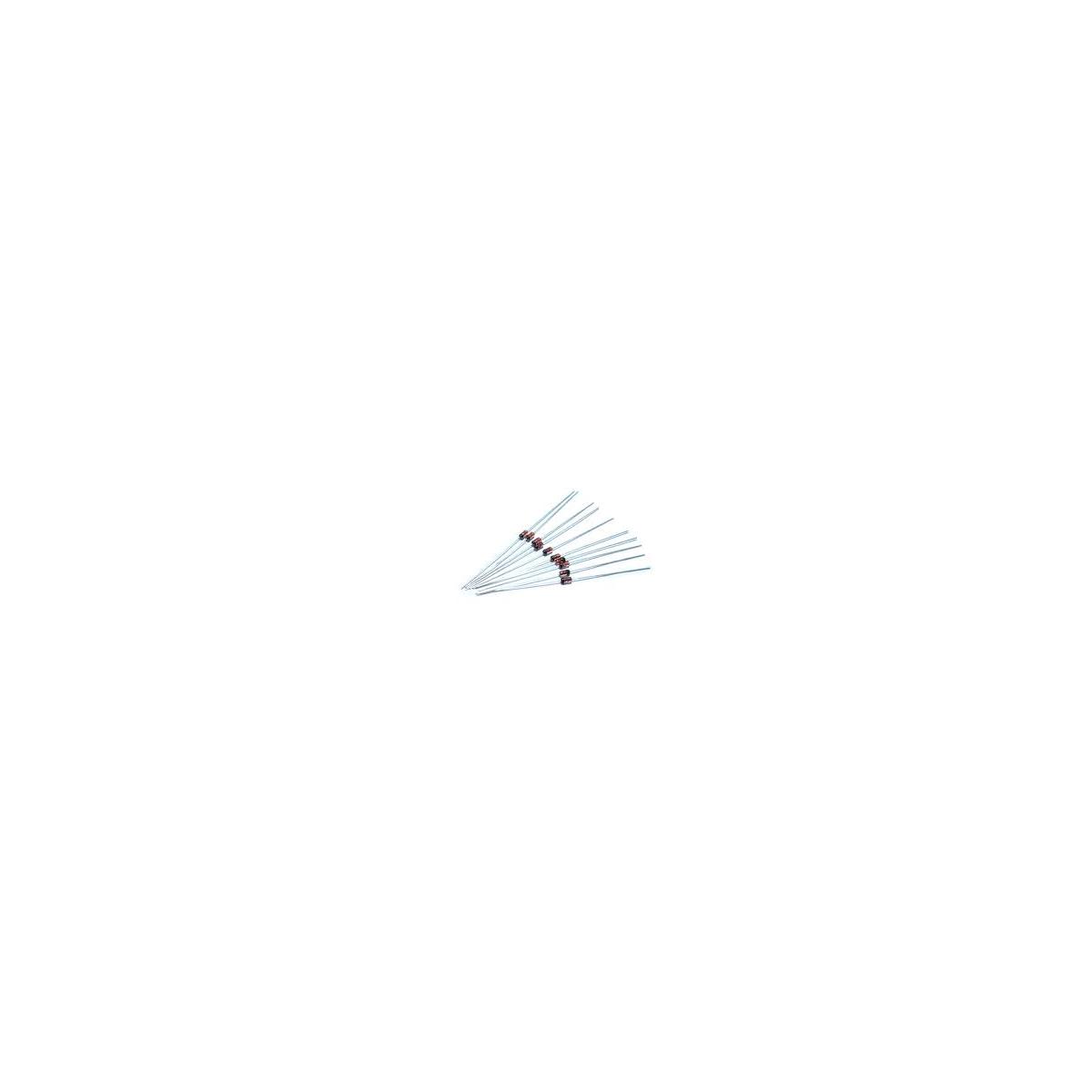 ZENNER 1W (PACOTE COM 10 UNIDADES )-1N 4761 - 75V