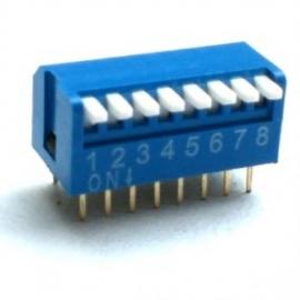 DIP  8 VIAS DS-08 METALTEX