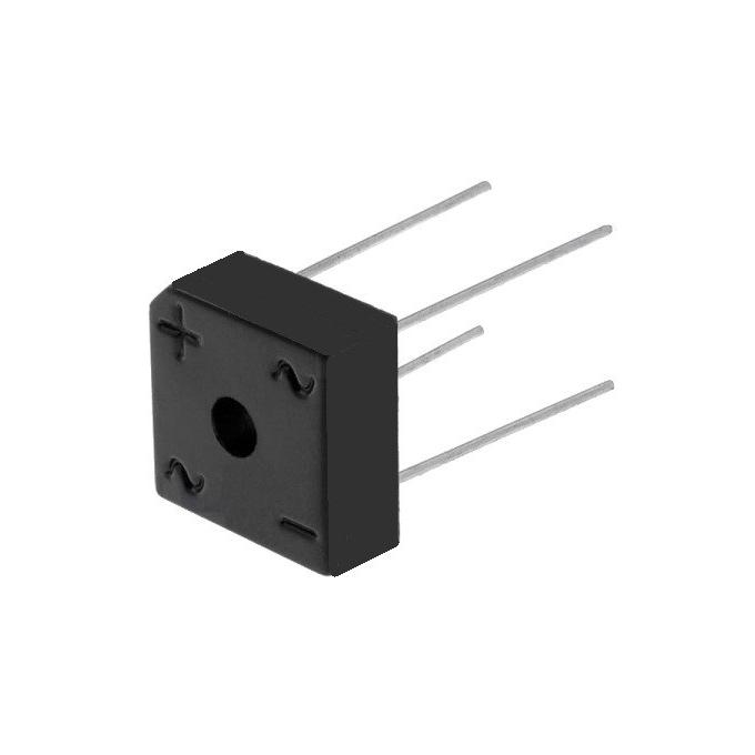 PONTE RETIFICADORA - KBPC 608 (6A X 800V)