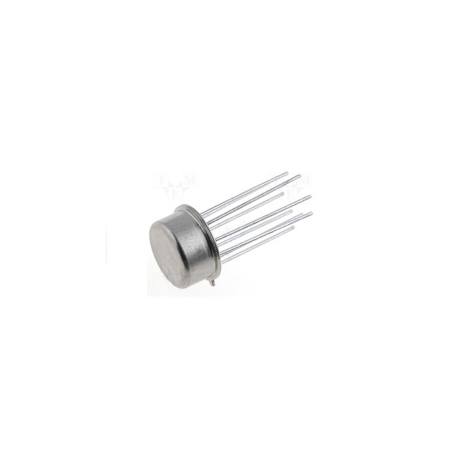 LM 301 H - METALICO - 08 PINOS   (TO-99)