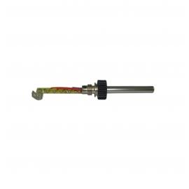 CABO COAXIAL 75 OHMS RGC 59 - 67 % BRANCO/PRETO-