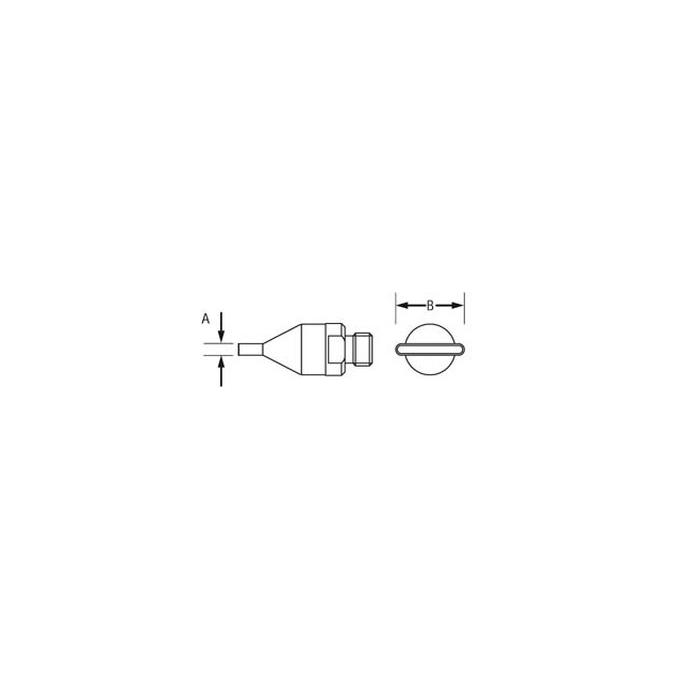 BATERIA NIMH 3,6V - 80MAH - BUJAO-